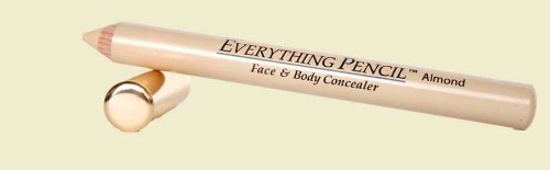 Judith August The Everything Pencil Face & Body Concealer with Sharpener - Almond .07oz