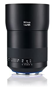 Zeiss 85mm f/1.4 Milvus ZE Lens for Canon EOS DSLR Cameras (B0163K1BP8) | Amazon price tracker / tracking, Amazon price history charts, Amazon price watches, Amazon price drop alerts