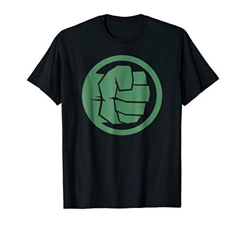 Marvel Hulk Fist Tonal Icon Graphic T-Shirt ()