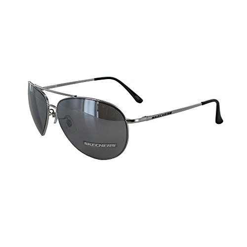 Skechers Unisex SK 5022 Aviator Fashion Sunglasses, - Sk Sunglasses