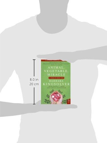 animal vegetable miracle chapter summaries