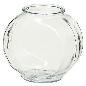 KOLLER PET GROUP Anchor Hocking Classic Drum Style Fish Bowl 1/2 Gallon by KOLLER PET GROUP
