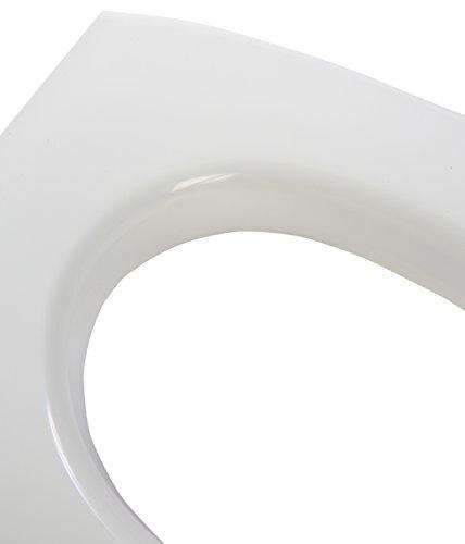 Big John 7-W Classic Oversized Toilet Seat - For Both Round