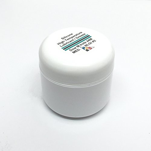 Price comparison product image Dow Corning Molykote 44 Medium Silicone High Temperature Bearing Grease Lube,  Medium NLGI 2 Consistency Grade,  57g or 2oz