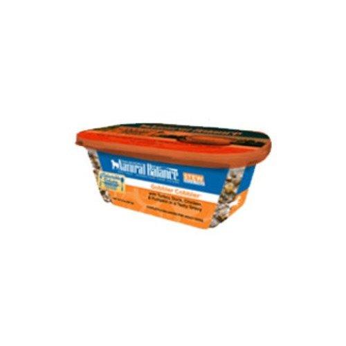Natural Balance Delectable Delights Gobbler Cobbler Stew Formula Dog Food Tubs 12/8-oz tubs by Natural Balance