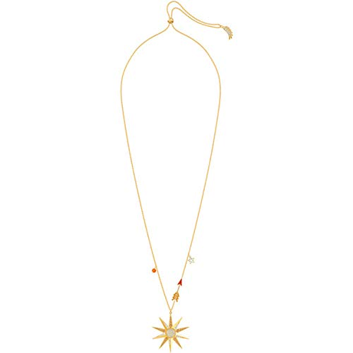 Swarovski Lucky Goddess Star Necklace -