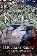 The Book of Names (Legends of Karac Tor) (Volume 1)