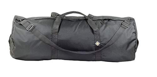 - NorthStar SD1842DLX Sport Duffle Bag, Diamond Black, 18
