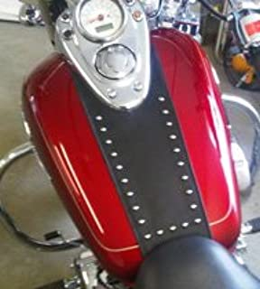 product image for Honda Shadow 750 ACE 1998-2003 Tank Bib Bra Chap with STUDS