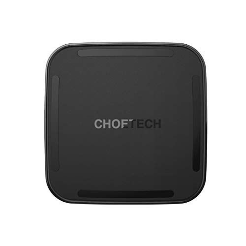 CHOETECH Wireless Charger, USB Type C Fast Wireless Charging Pad 7.5W Compatible with iPhone XS Max/XR/XS/X/8/8 Plus, 10W Compatible Samsung Galaxy S9/S9+/S8/S8+/Note 9/8/S7, 5W All Qi-Enabled Phones