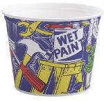 Leaktite Throw Away Paint Pail Liner 5 Qt, ()