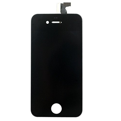 For iPhone 4 Black Original LCD, Touch Screen Digitizer and Free 6 Piece Tools, Safely Packed (GSM/AT&T)