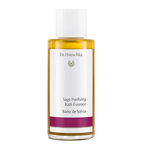 - Dr. Hauschka Purifying Bath Essence, Sage, 3.4 Fluid Ounce