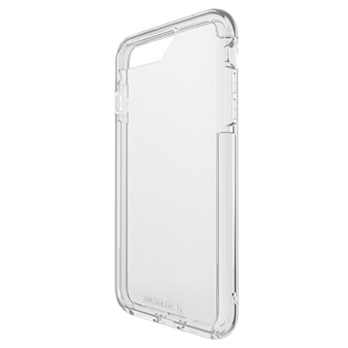 BodyGuardz - Ace Pro Case for iPhone 6 Plus / 6s Plus / 7 Plus / 8 Plus, Extreme Impact and Scratch Protection (iPhone 6 Plus/6s Plus/7 Plus/8 Plus) (Clear/Clear)