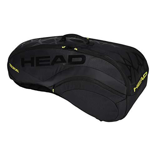 HEAD Radical LTD 6 Pack Combi Tennis Bag