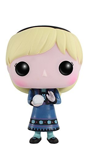 Disney Characters Costumes Adults Uk (Funko POP Disney: Frozen - Young Elsa Action Figure)