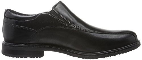 Hombre Essential Leather Negro II Toe Rockport para Mocasines Detail Bike Black x1gAanwq0