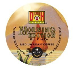 DIEDRICH MORNING EDITION BLEND COFFEE 48 K CUPS