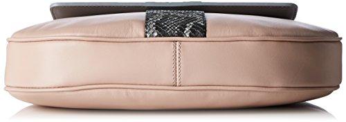 Laurèl Damen Tasche Schultertaschen, Mehrfarbig (Mehrfarbig 2960), 22x14x4 cm