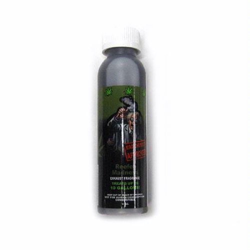 Manhattan Oil Fuel Scent 2 Pack - Reefer Madness - 719769000717 Sunoco