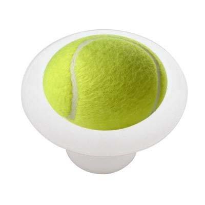Tennis Ball Ceramic Drawer - Knob Tennis Ball
