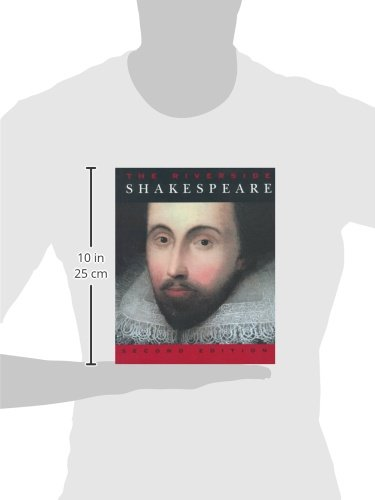 The Riverside Shakespeare, 2nd Edition by Houghton Mifflin