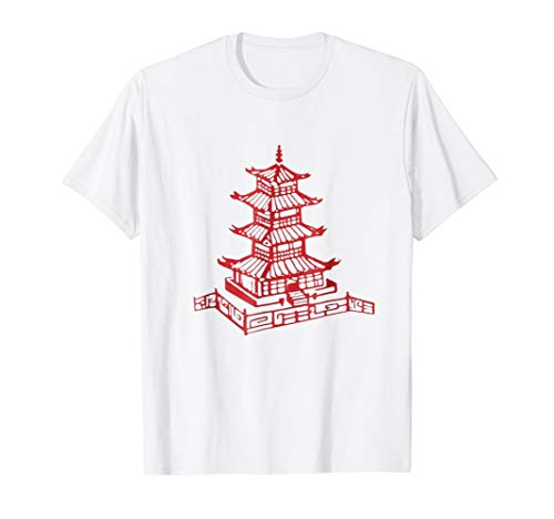 Chinese Food Halloween Costume Shirt Funny Vintage T-Shirt -