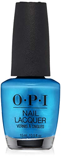 OPI Nail Lacquer, Teal the Cows Come Home, 0.5 fl. oz.
