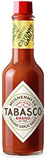 product image for Tabasco Pepper Sauce, Garlic, 5 Ounce