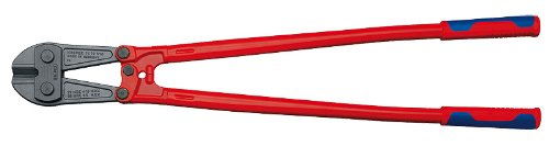 KNIPEX 71 72 910 Large Bolt Cutters by KNIPEX Tools