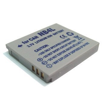 Brand New Replacement Battery for Canon PowerShot SD780 IS