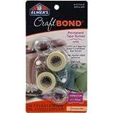 Bulk Buy: Elmerin.s High Tack Tape Runner Refill .31in. x 315in. 2/Pkg Permanent (6-Pack)