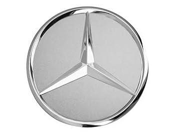 Original Mercedes Benz & AMG - Tapacubos, diámetro aprox.