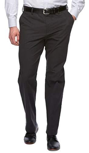 Croft & Barrow Classic Fit Performance Khaki Flat Front Dress Pants 44 x -