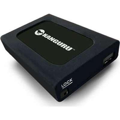 Kanguru UltraLock U3-2HDWP-2T 2 TB 2.5'' External Hard Drive - TAA Compliant