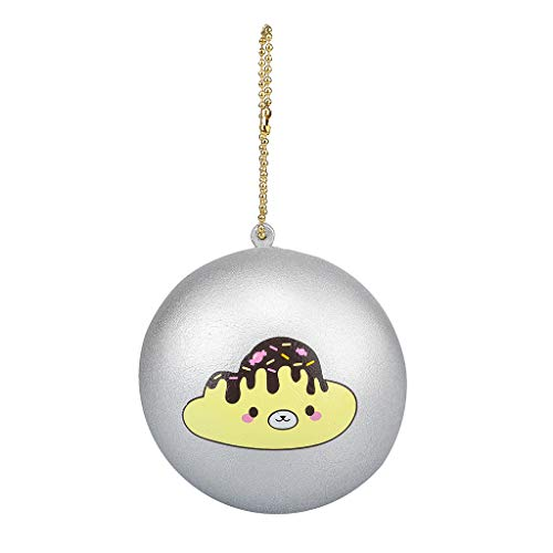 ❤Lemoning❤ Bread Pendant Scented Charm Slow Rising Collection Squeeze Stress Reliever Toys