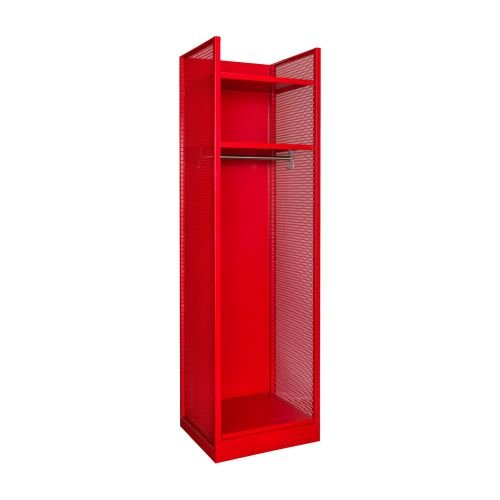 (Hallowell Turnout Gear Locker with Base (24.75