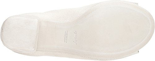 Marsell Womens Bout Ouvert Botte Blanc