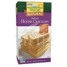Field Day House Crackers Baked 16 Oz by Field Day