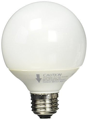 TCP 1G2504 4-watt G25 Globe CFL, 2700-Kelvin