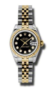 (Rolex Oyster Perpetual Lady Datejust Watch)