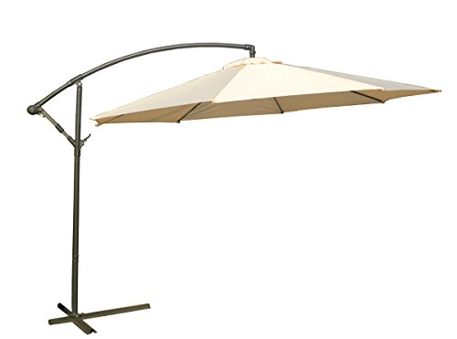 NEW HANGING UMBRELLA / SUNSHADE – Modern Patio Outdoor