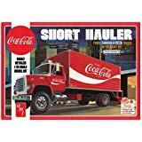 AMT AMT1048 1 1970 Ford Louisville Short Hauler 'Coca Cola' , 1:25 Scale