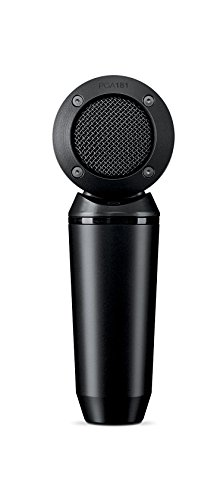 Shure PGA181-XLR Side-Address Cardioid Condenser Microphone