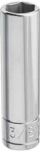 Single Drive Socket (SK Hand Tool 41912 6 Point 1/4-Inch Drive Deep Socket, 3/8-Inch, Chrome)