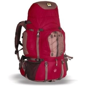 UPC 757894307929, Mountainsmith Laurel Small Torso 06-50041 (Currant / Red)