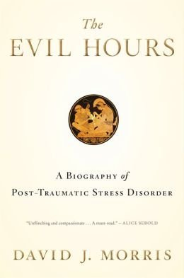 A Biography of Post-Traumatic Stress Disorder The Evil Hours (Hardback) - Common