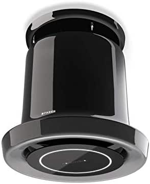 Faber GLOW - Campana extractora (69,5 cm), color negro: Amazon.es: Grandes electrodomésticos