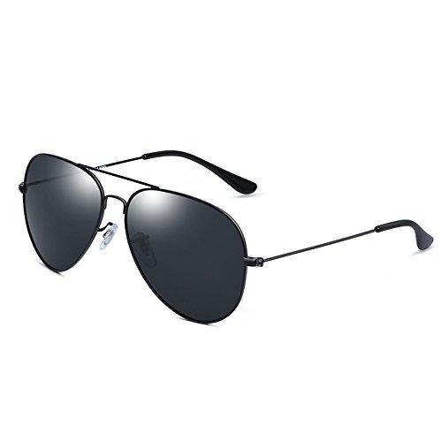 TESITE Lunettes Noir Hommes Lunettes 100 Protection De De UV pour PolariséEs Soleil rnPrXYUAq