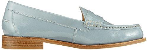 Bronx Damen BX 1402 Bfrizox Slipper Blau (Cool Blue 2183)
